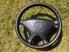 Mercedes-Benz R129, W202, SLK 170, R129 SL, Sport Lederlenkrad, Lenkrad
