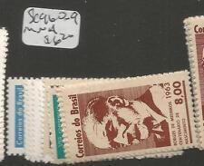 Brazil SC 960-9 MNH (5cza)