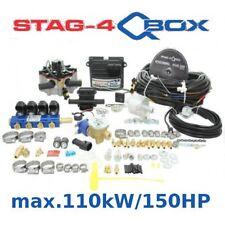 Accesorios Kit de conversión para 4 cilindros Stag Qbox 110 kW/150 HP LPG