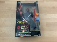 Hasbro Star Wars 1999 Episode 1 Darth Maul Electronic Talking Action Figure New