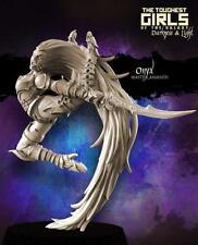 Raging héroes Onyx elfos oscuros maestro asesino heroína