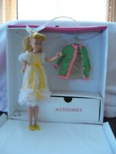 Vintage 1963 Blonde Straight Leg Skipper Doll with 1969 case