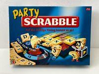 Party Scrabble von Mattel Brettspiel Gesellschafts Familien