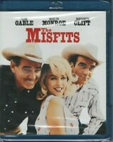 The Misfits (Blu-ray 2011)  Marilyn Monroe- Clark Gable-Montgomery Clift