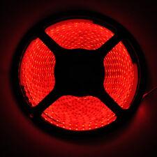 LED Light Strip 600 SMD 3528 16.4Ft Roll 5M 12V Rope Light Adhesive Back IP65/20