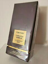 Tom Ford Tobacco Vanille 100 ml /3.4 Oz Eau De Parfum Spray (Free ship) unisex