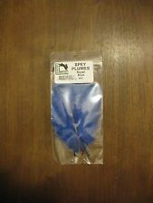 Fly Tying Hareline Ostrich Spey Plumes - Royal Blue