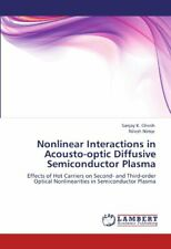 Nonlinear Interactions in Acousto-optic Diffusi, Ghosh, K.,,