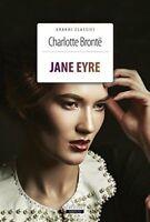 Jane Eyre C. Bronte Crescere Edizioni LIBRO Nuovo