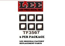 LEE Square Ratchet for 4 Hole Classic Turret Press Pack of 6  # TF3567   New!