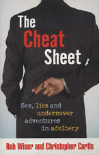 The Cheat Sheet New Book Stop Cheating Adultery Sex Lies Husband Relationship