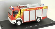 IVECO MAGIRUS RW NEW FACE FEUERWEHR 112 SCHUCO 07134 1/43 CAMION POMPIER FIRE
