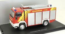 IVECO MAGIRUS RW NEW FACE FEUERWEHR 112 SCHUCO 07134 1/43 CAMION POMPIER FIRE
