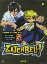 Zatchbell : Collector Edition + Booklet (4 DVD)