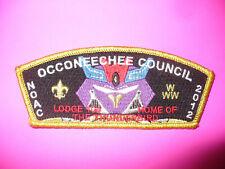 CSP SA72,OA Occoneechee 104,X47,2012 NOAC,Thunderbird Transformer,GMY,Council,NC