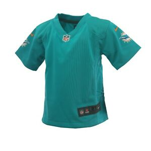 Miami Dolphins NFL Official Nike Baby Infant Toddler Size Blank Jersey New Tag