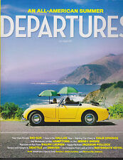 DEPARTURES MAGAZINE JULY/AUGUST 2015 *AN ALL AMERICAN SUMMER*