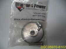 Diamond Power Part with Grease Zerk