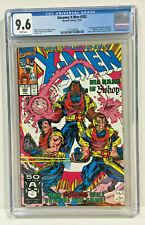 X-men #282 CGC 9.6 NM+ white pgs  Marvel comic 1991 1st Bishop