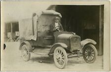 PHOTO ANCIENNE - CARTE PHOTO - CPA - VOITURE AUTOMOBILE TACOT - OLD CAR