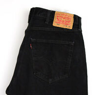 Levi's Strauss & Co Hommes 501 Jeans Jambe Droite Taille W38 L30 APZ1083