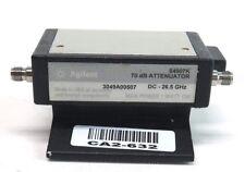 Keysight Agilent 84907K - 70 dB, DC - 26.5 GHz Step Attenuator