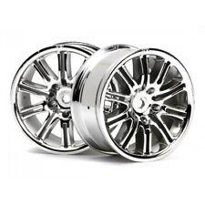 HPI 3772 10-Spoke Sport Wheels 26mm chrome (2)