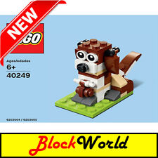 NEW LEGO POLYBAG - 40249 - St. Bernard Dog (Monthly Mini Build Set) *SEALED*