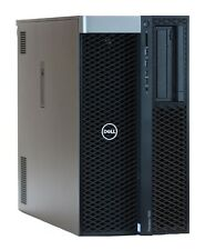 Dell Precision T7920 7920 Tower Workstation 2x Intel Xeon Silver 4114 512GB SSD