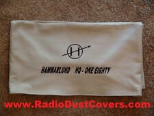 DUST COVER   Hammarlund HQ-180 or HQ-170 or HQ-150 receivers
