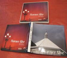 FLORENCE ALIVE FIRENZE INTERBOOKS 1986 come NUOVO Max NOBILE Giorgio Saviane