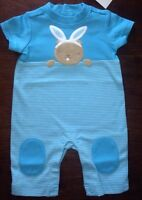 NEW Gymboree Easter Romper Outfit - Bunny - NB, 3, 6, 9, 12 M - MSRP 24+ Twins