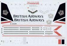 Xtradecal 1/144 Boeing 777 British Airways Landor livraison Scheme # 44001