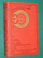 De la terre à la Lune VERNE Hetzel Hachette 1924