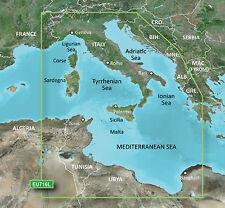 Garmin Cartografia Bluechart G2 Vision VEU716L  Mediterraneo Centrale 2017