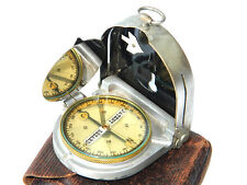 Vintage DIREKTION BEZARD COMPASS Metal Military Compass, ca.1930s