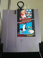Super Mario Bros. Duck Hunt Nintendo NES PAL REGION Cartridge Only Tested 1985