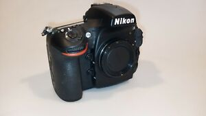 Nikon D810 FX 36.3MP Digital SLR Camera - Black (Body Only)