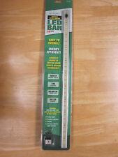 Beau Quoizel 20 Inch LED Light Bar Portable Plug In Energy Saving 3000K Warm