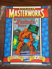 MARVEL MASTERWORKS FANTASTIC FOUR  HARDBACK NEW #51-60 ANNUAL #4 0785107525