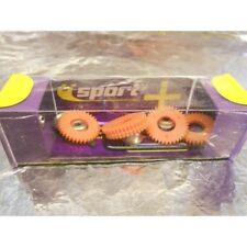 ** Scalextric C8405 5 x ingranaggi cilindrici, 34,35,36,37 e 38 Dente