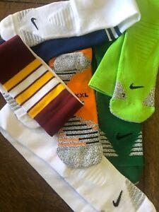 Nike NFL Logo Football All Teams Issued, 150 Over Calf Athletic Long Socks  NWOT