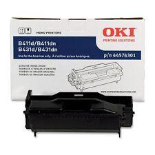 Genuine Oki 44574301 Imaging Drum Unit 30000 Page for  B411d, B411dn, B431d