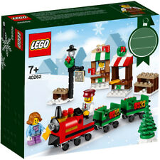 Lego Christmas Train Ride Building Set 40262 NEW
