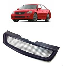 For 2005 2006 Nissan Altima Mesh Black Front Upper Hood Sport Grill Grille