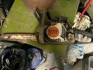 STIHL MS181C Chainsaw for spares or repair