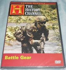 Modern Marvels - Battle Gear (DVD, 2005), New!