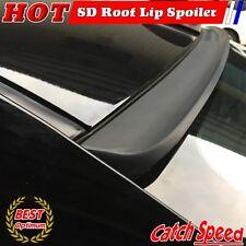 Flat Black SD Rear Roof Spoiler Wing For Hyundai Tiburon/Tuscani Coupe 2003~2008