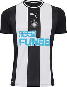 Puma Newcastle United Home 2019/20 Mens Football Shirt