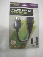 KMD Xbox 360 Power Supply Converter Cable to Microsoft Slim Xbox 360, Kinect,